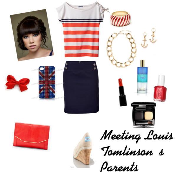 blue-navy-pencil-skirt-red-tee-stripe-necklace-studs-red-bag-tan-shoe-pumps-nail-bun-howtowear-fashion-style-outfit-spring-summer-brun-lunch.jpg
