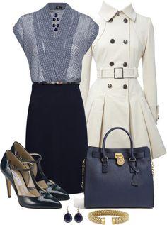 blue-navy-pencil-skirt-blue-light-top-blouse-jewel-earrings-bracelet-blue-bag-white-jacket-coat-trench-blue-shoe-pumps-howtowear-fashion-style-outfit-spring-summer-work.jpg