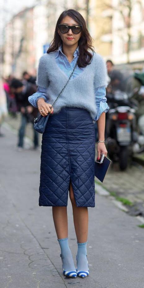 blue-navy-pencil-skirt-blue-light-sweater-tonal-blue-med-collared-shirt-blue-bag-brun-socks-blue-shoe-pumps-fall-winter-lunch.jpg