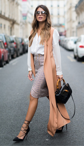 purple-light-pencil-skirt-white-top-blouse-tan-vest-tailor-duster-black-shoe-pumps-sun-black-bag-howtowear-fashion-style-outfit-hairr-fall-winter-work.jpg