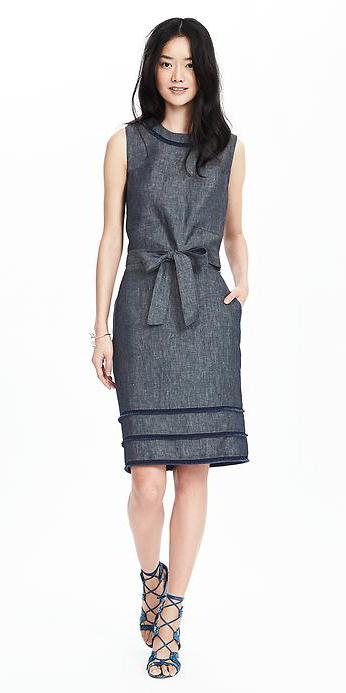 grayd-pencil-skirt-grayd-top-howtowear-style-fashion-fall-winter-match-blue-shoe-sandalh-brun-work.jpg