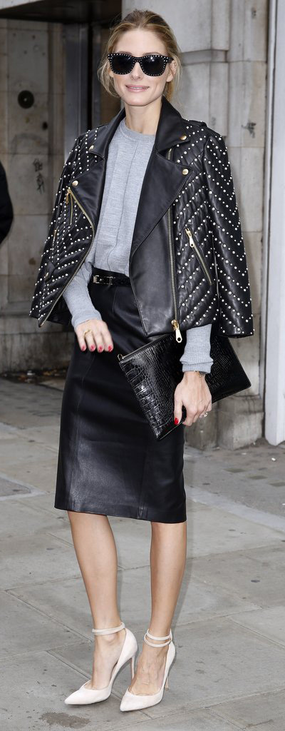 key-trendsetter-style-type-fashion-oliviapalermo-style-fall-winter-hairr-leather-black-pencil-skirt-white-shoe-pumps-gray-sweater-black-jacket-moto-sunglasses.jpg