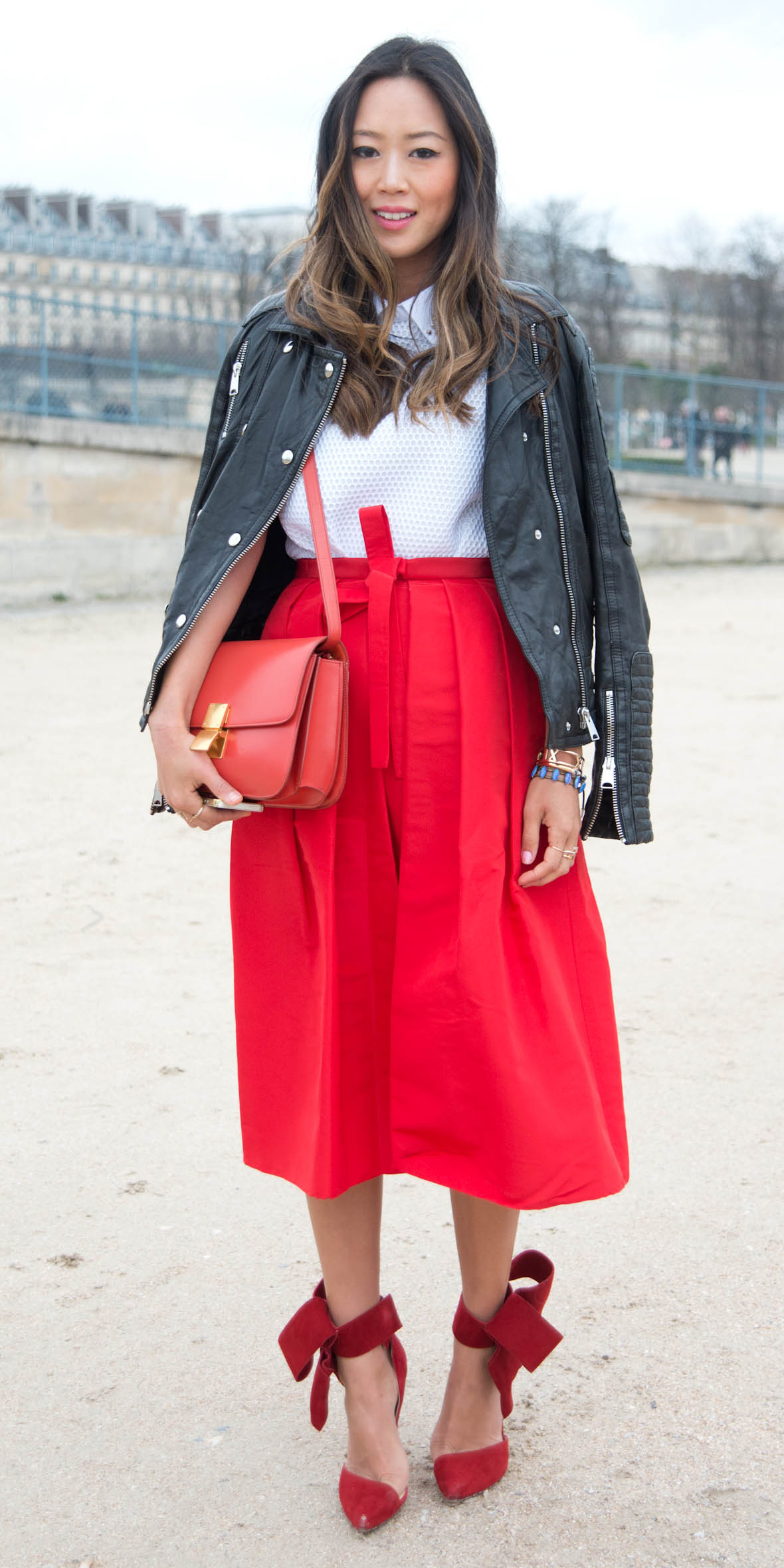 red-midi-skirt-red-bag-white-top-black-jacket-moto-red-shoe-pumps-brun-howtowear-valentinesday-outfit-fall-winter-dinner.jpg