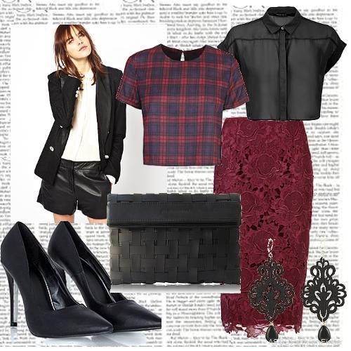 r-burgundy-midi-skirt-r-burgundy-top-crop-plaid-black-jacket-blazer-earrings-wear-outfit-fall-winter-black-shoe-pumps-black-bag-clutch-print-lace-dinner.jpg