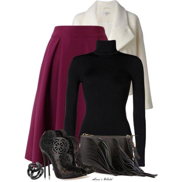r-burgundy-midi-skirt-black-sweater-white-jacket-coat-black-shoe-booties-black-bag-howtowear-fashion-style-outfit-fall-winter-turtleneck-bracelet-pleat-cutout-work.jpg