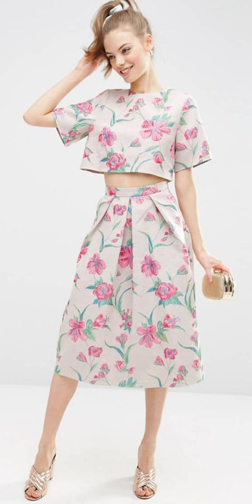 r-pink-light-midi-skirt-r-pink-light-top-crop-floral-print-match-pony-tan-shoe-sandalw-tatan-bag-clutch-studs-wedding-howtowear-fashion-style-outfit-spring-summer-hairr-dinner.jpg