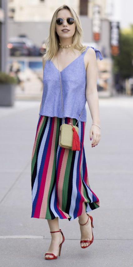 1999b9a780baf9 pink-magenta-midi-skirt-vertical-stripe-blue-light-