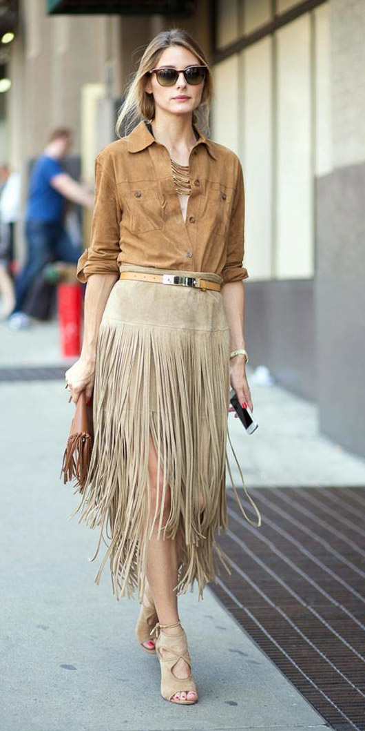 tan-midi-skirt-fringe-camel-collared-shirt-belt-tan-shoe-sandalh-hairr-oliviapalermo-spring-summer-dinner.jpg