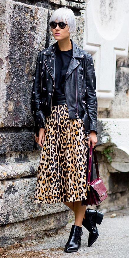 tan-midi-skirt-leopard-print-black-shoe-booties-burgundy-bag-black-jacket-moto-grayhair-fall-winter-lunch.jpg