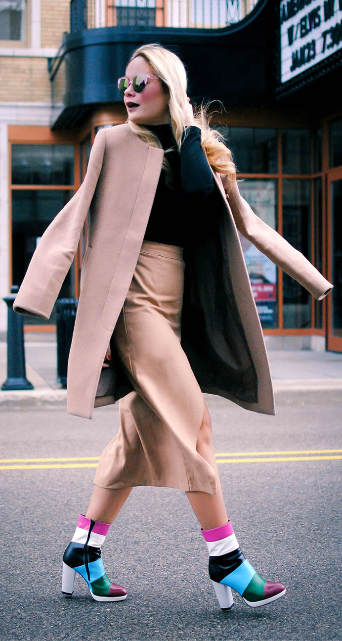 tan-midi-skirt-black-sweater-sun-tan-jacket-coat-multicolor-booties-magenta-shoe-booties-fall-winter-blonde-lunch.jpg