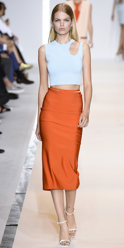 orange-midi-skirt-green-light-crop-top-white-shoe-sandalh-spring-summer-blonde-lunch.jpg