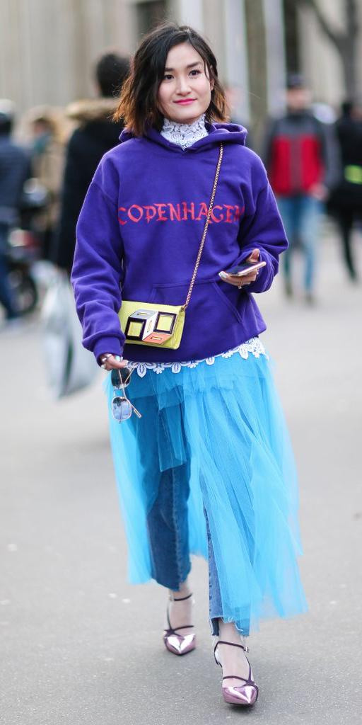blue-light-midi-skirt-chiffon-layer-purple-royal-sweater-sweatshirt-hoodie-yellow-bag-brun-fall-winter-lunch.jpg