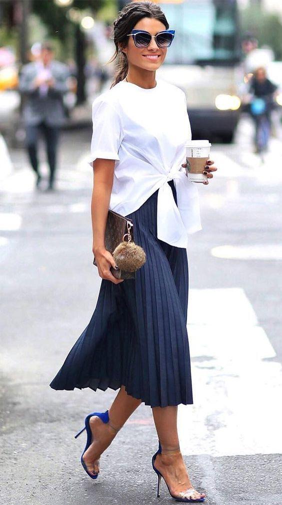 blue-navy-midi-skirt-braid-pleated-white-top-sun-blue-shoe-sandalh-spring-summer-brun-work.jpg
