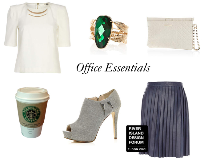 blue-navy-midi-skirt-white-top-gray-shoe-booties-ring-white-bag-pleat-howtowear-fashion-style-fall-winter-outfit-work.jpg