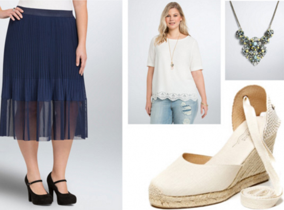 blue-navy-midi-skirt-white-top-lace-necklace-sheer-wear-outfit-spring-summer-white-shoe-sandalw-espadrilles-lunch.jpg