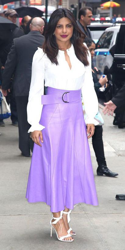 purple-light-midi-skirt-white-top-blouse-white-shoe-sandalh-priyankachopra-spring-summer-brun-dinner.jpg
