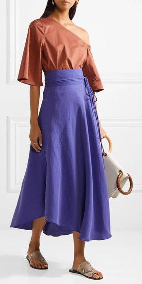 purple-royal-midi-skirt-white-bag-camel-top-spring-summer-lunch.jpg