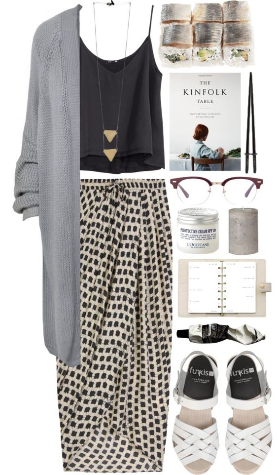 white-midi-skirt-print-black-cami-white-shoe-sandals-necklace-pend-grayl-cardiganl-spring-summer-weekend.jpg