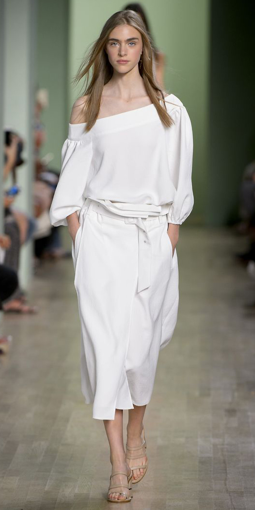white-midi-skirt-white-top-offshoulder-slouchy-tan-shoe-sandalh-wear-outfit-spring-summer-hairr-lunch.jpg