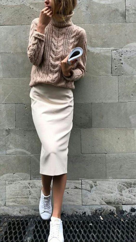 white-midi-skirt-tan-sweater-white-shoe-sneakers-blonde-fall-winter-weekend.jpg