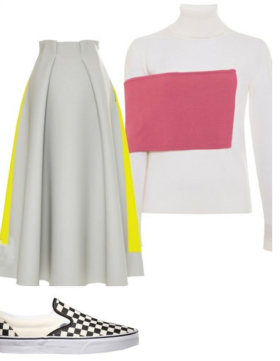 white-midi-skirt-white-sweater-howtowear-fashion-style-outfit-fall-winter-turtleneck-white-shoe-sneakers-checkered-lunch.jpg