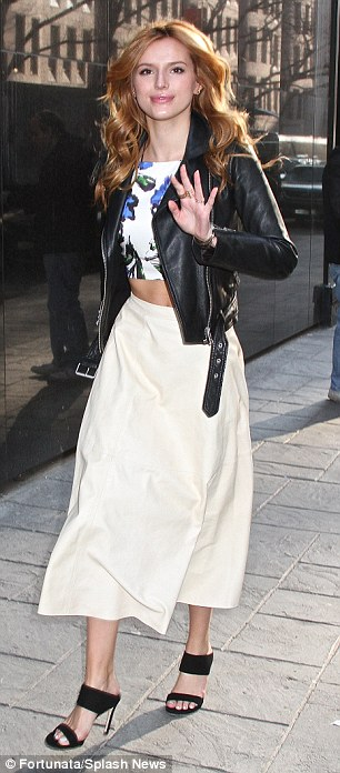 white-midi-skirt-white-top-crop-black-jacket-moto-floral-wear-outfit-spring-summer-black-shoe-sandalh-bellathorne-hairr-dinner.jpg