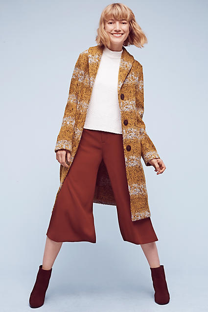 camel-culottes-pants-white-sweater-sleeveless-yellow-jacket-coat-blonde-brown-shoe-booties-fall-winter-rust-lunch.jpg