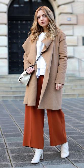 orange-culottes-pants-white-sweater-camel-jacket-coat-blonde-white-bag-white-shoe-booties-fall-winter-weekend.jpg