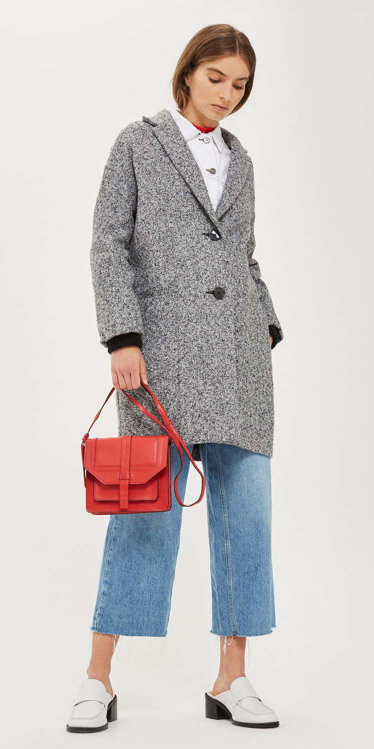 blue-light-culottes-pants-denim-red-bag-white-shoe-loafers-slides-grayl-jacket-coat-fall-winter-hairr-lunch.jpg