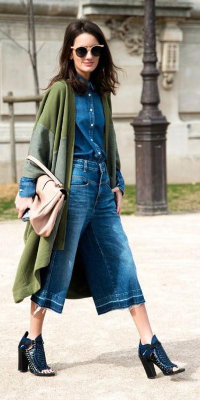 blue-med-culottes-pants-denim-blue-med-collared-shirt-blue-shoe-sandalh-green-olive-cardiganl-tan-bag-sun-fall-brun-lunch.jpg