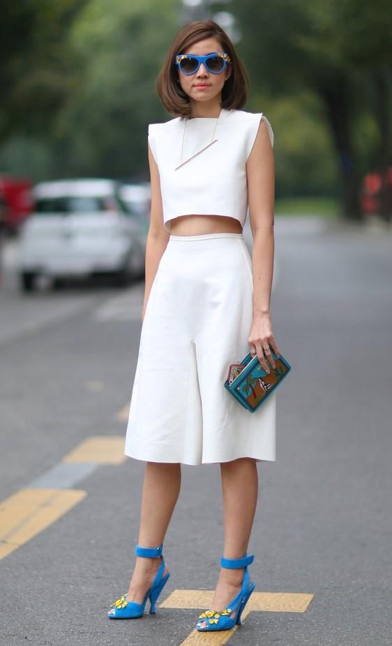 white-culottes-pants-blue-shoe-pumps-blue-bag-clutch-bob-brun-sun-match-set-white-crop-top-date-spring-summer-dinner.jpg