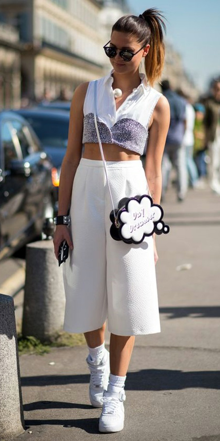 white-culottes-pants-white-crop-top-black-bag-sun-hairr-pony-pearl-necklace-socks-white-shoe-sneakers-spring-summer-weekend.jpg