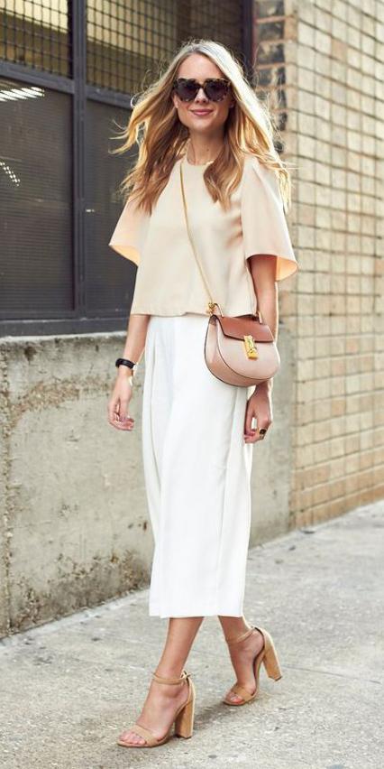 white-culottes-pants-yellow-top-sun-pink-bag-tan-shoe-sandalh-spring-summer-blonde-lunch.jpg
