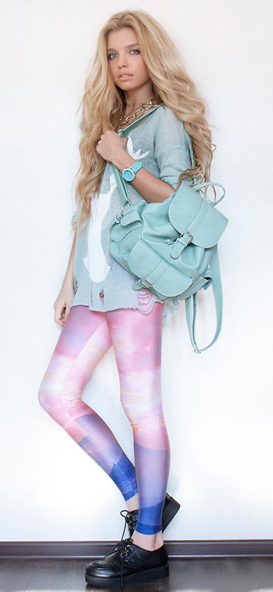 pink-light-leggings-blue-light-sweater-blue-bag-pack-chain-necklace-blonde-black-shoe-brogues-watch-spring-summer-weekend.jpg