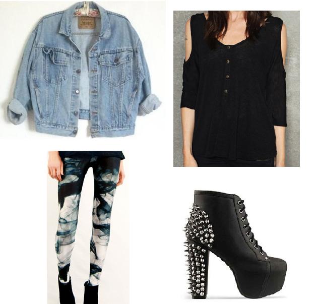 white-leggings-zprint-black-tee-blue-light-jacket-jean-wear-style-fashion-spring-summer-black-shoe-booties-dinner.jpg