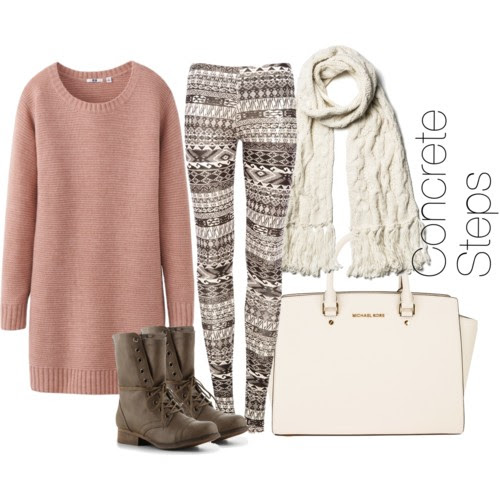 white-leggings-zprint-pink-light-sweater-white-scarf-white-bag-hand-howtowear-fashion-style-outfit-fall-winter-brown-shoe-booties-weekend-fairisle.jpg