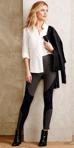 grayd-leggings-white-collared-shirt-black-jacket-moto-necklace-black-shoe-booties-fall-winter-blonde-lunch.jpg