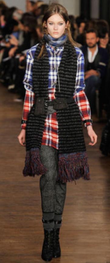 grayd-leggings-red-plaid-shirt-black-shoe-booties-runway-wear-style-fashion-fall-winter-grayd-scarfasvest-wide-belt-layer-hairr-lunch.jpg