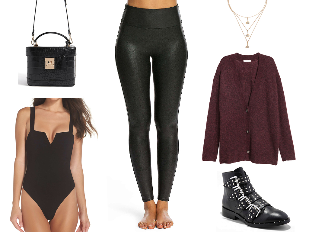 black-leggings-black-top-cami-bodysuit-black-shoe-booties-burgundy-cardiganl-black-bag-necklace-fall-winter-thanksgiving-outfits-holidays-friendsgiving-lunch.jpg