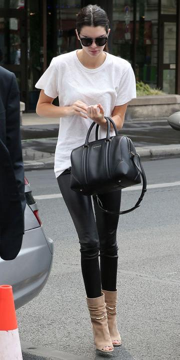 black-leggings-white-tee-o-tan-shoe-booties-black-bag-sun-bun-wear-style-fashion-fall-winter-kendalljenner-celebrity-brun-lunch.jpg