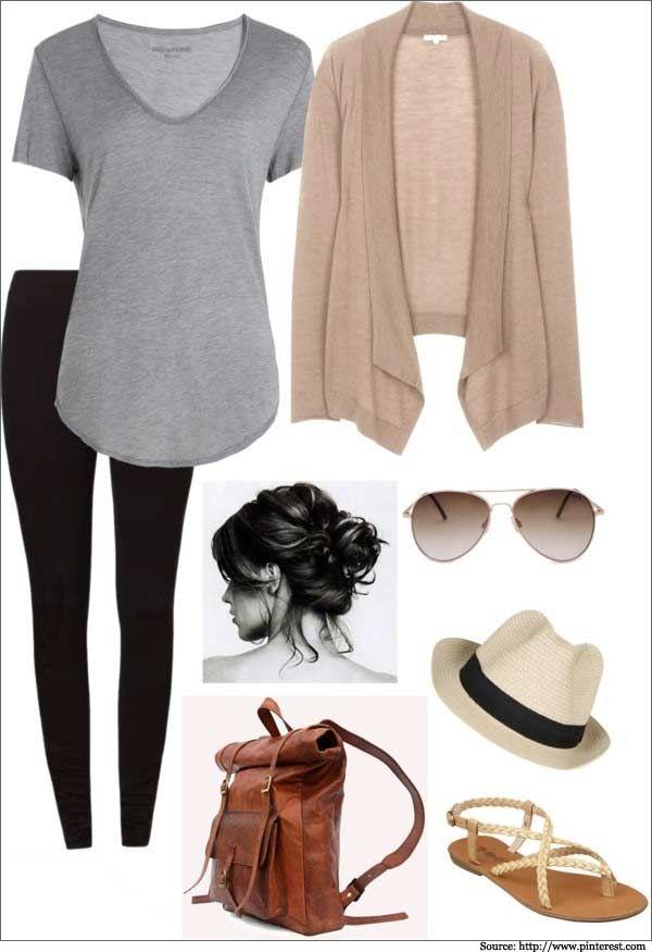 black-leggings-grayl-tee-tan-cardiganl-hat-panama-tan-shoe-sandals-cognac-bag-pack-sun-bun-howtowear-fashion-style-outfit-spring-summer-weekend.jpg