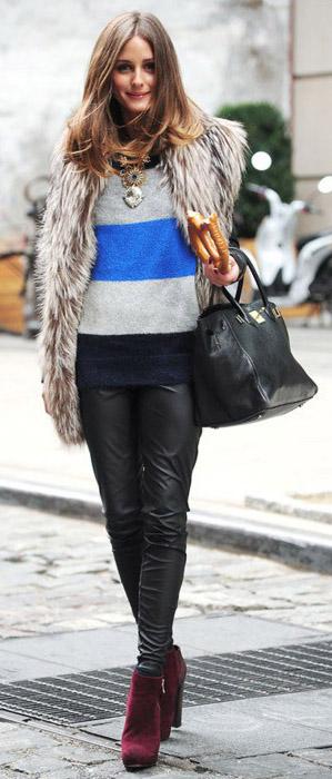 black-leggings-grayl-sweater-stripe-grayl-vest-fur-howtowear-fashion-style-outfit-fall-winter-leather-oliviapalermo-black-bag-burgundy-shoe-booties-bib-necklace-hairr-lunch.jpg