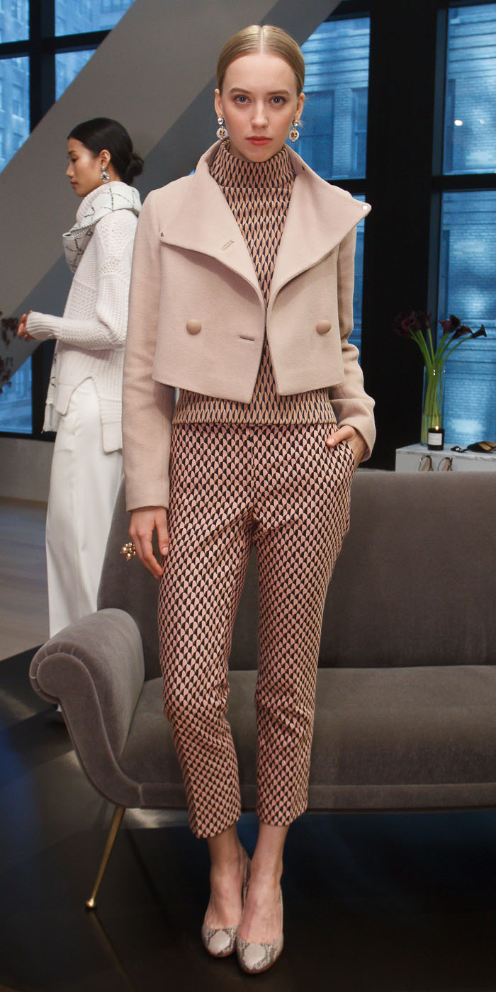 pink-light-slim-pants-print-matchset-earrings-bun-tan-shoe-pumps-mono-pink-light-jacket-moto-fall-winter-blonde-lunch.jpg
