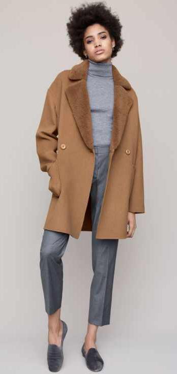 grayl-slim-pants-grayl-sweater-turtleneck-camel-jacket-coat-gray-shoe-loafers-howtowear-fall-winter-brun-work.jpg