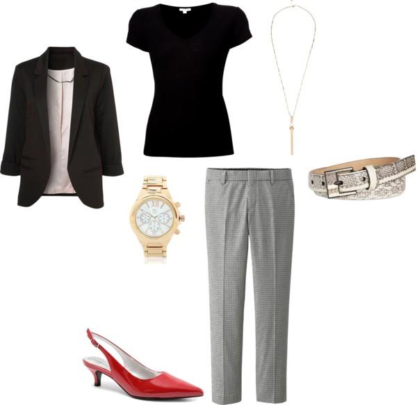 grayl-slim-pants-black-tee-black-jacket-blazer-belt-watch-red-shoe-pumps-necklace-howtowear-fashion-style-outfit-spring-summer-work.jpg