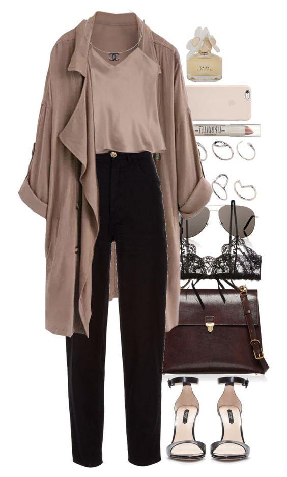 black-slim-pants-tan-jacket-coat-trench-tan-cami-black-shoe-sandalh-sun-spring-summer-dinner.jpg