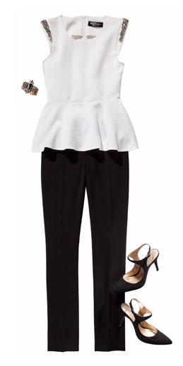 black-slim-pants-white-top-peplum-black-shoe-pumps-bracelet-officeaddblazerday-holiday-howtowear-fashion-style-outfit-fall-winter-work-dinner.jpg