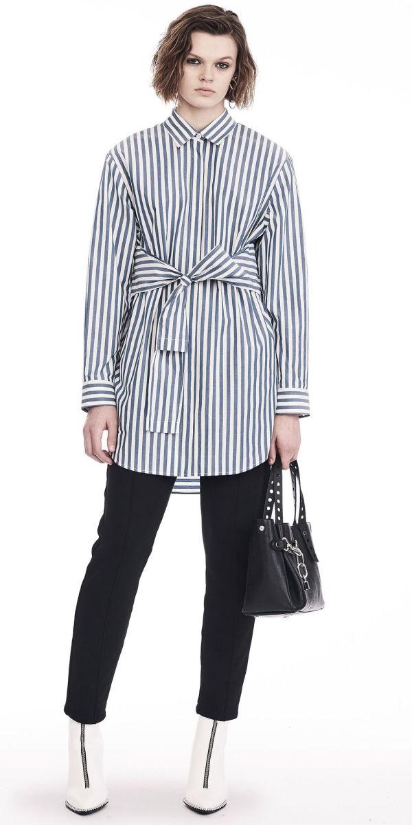 grayd-dress-shirt-vertical-stripe-layer-black-slim-pants-black-bag-white-shoe-booties-hairr-fall-winter-work.jpg