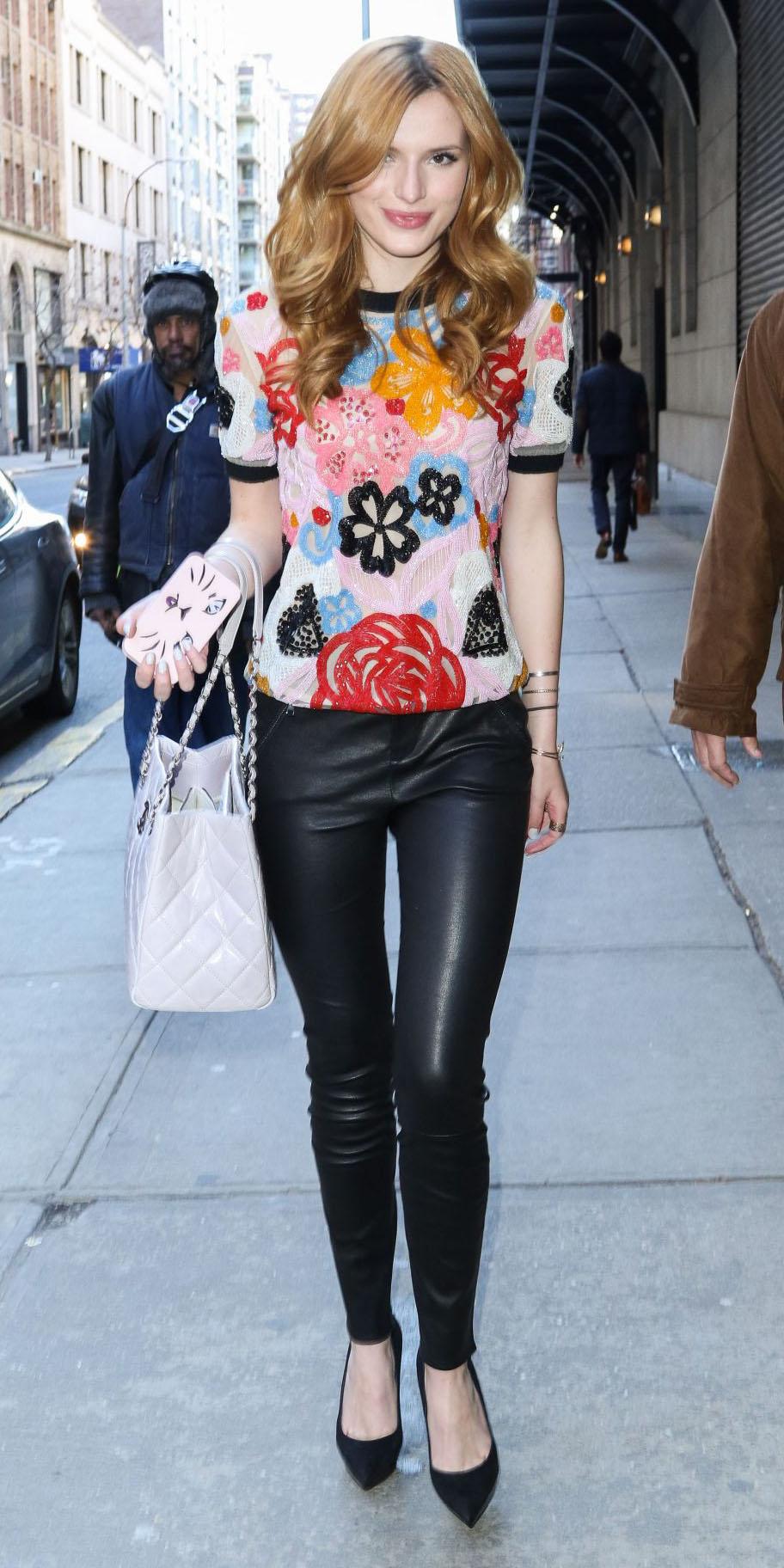 black-slim-pants-red-top-white-bag-black-shoe-pumps-spring-summer-howtowear-floral-bellathorne-leather-hairr-lunch.jpg