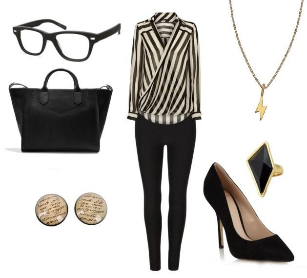 black-slim-pants-black-top-blouse-stripe-black-bag-howtowear-fashion-style-outfit-fall-winter-black-shoe-pumps-necklace-studs-ring-office-work.jpg
